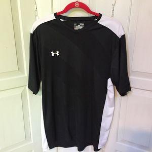 Men's Under Armour Loose Heat Gear Shirt